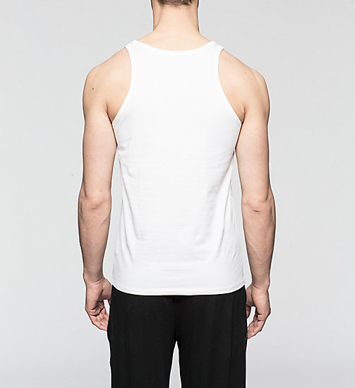 CALVINKLEIN 2 Pack Tank Tops - CK One - WHITE - CALVIN KLEIN Up to 50% - detail image 1