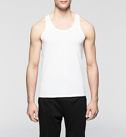 CALVIN KLEIN 2 Pack Tank Tops - CK One 0000U8513A100