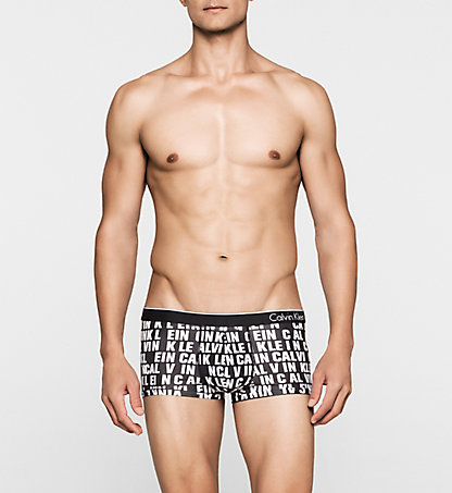 CALVIN KLEIN Low Rise Trunks - CK One 0000U8516A7OC