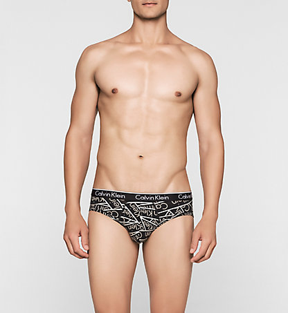 CALVIN KLEIN Hip Briefs - CK One 0000U8524ACX1