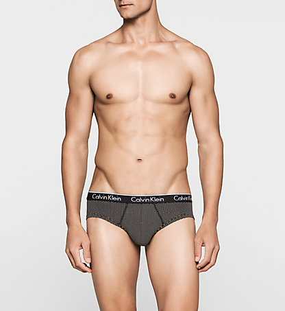CALVIN KLEIN Hip Briefs - CK One 0000U8524ATK8