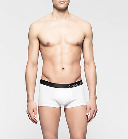 CALVIN KLEIN Low Rise Trunks - CK Bold 0000U8908A100