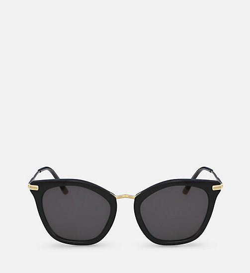 Butterfly Sunglasses CK1231S - BLACK - CALVIN KLEIN  - main image