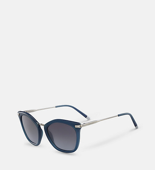 Butterfly Sunglasses CK1231S - BLACK - CALVIN KLEIN  - detail image 1