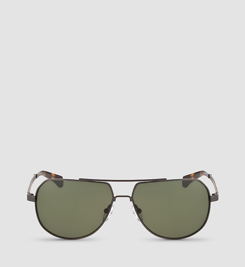 CKJEANS Sunglasses CKJ134S - GREEN - CK JEANS SHOES & ACCESSORIES - detail image 1