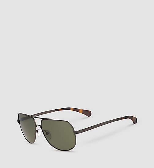 CKJEANS Sunglasses CKJ134S - GREEN - CK JEANS SUNGLASSES - main image