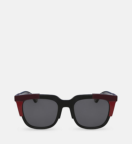 Square Sunglasses CKJ797S - BLACK - CK JEANS  - main image