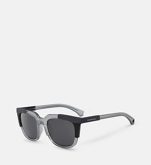 Square Sunglasses CKJ797S - BLACK - CK JEANS  - detail image 1