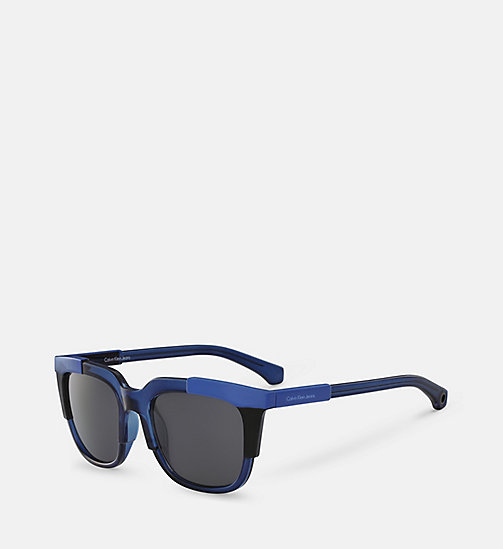 Square Sunglasses CKJ797S - BLACK - CK JEANS SHOES & ACCESSORIES - detail image 1
