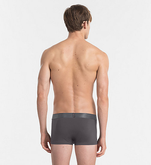 CALVINKLEIN Low Rise Trunks - Iron Strength - ASHFORD GREY - CALVIN KLEIN TRUNKS - detail image 1