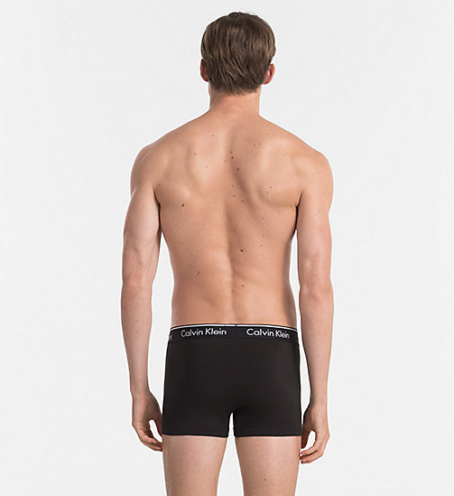 CALVINKLEIN Trunks - Classic Stripe - BLACK - CALVIN KLEIN MEN - detail image 1