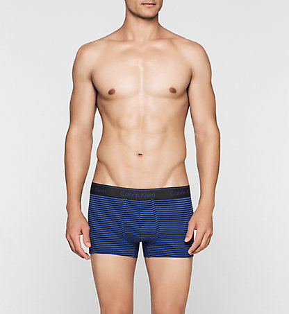 CALVIN KLEIN Trunks - Classic Stripe 000NB1027A1IA