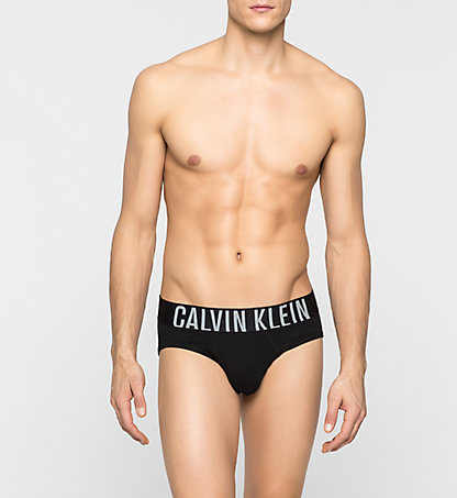 CALVIN KLEIN Hip Briefs - Intense Power 000NB1040A001