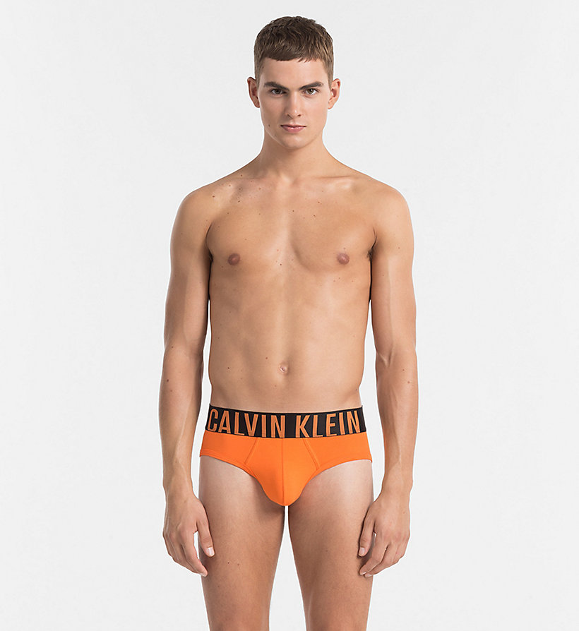 CALVINKLEIN Hip Briefs - Intense Power - DEEP SUNSET - CALVIN KLEIN UNDERWEAR - main image