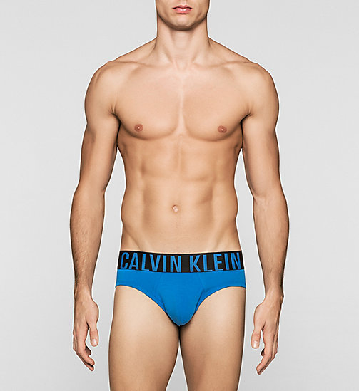 CALVINKLEIN Hip Briefs - Intense Power - DREAM BLUE - CALVIN KLEIN MEN - main image