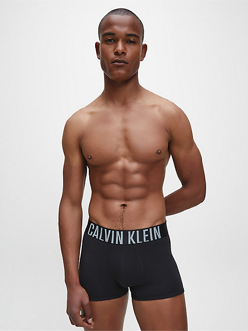 CALVINKLEIN Trunks - Intense Power - BLACK - CALVIN KLEIN MEN - detail image 1