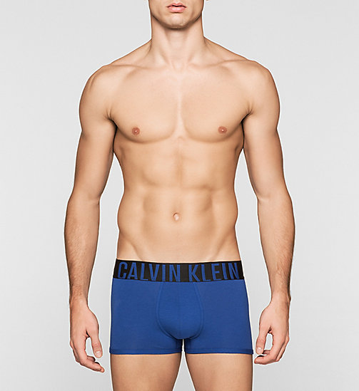 CALVINKLEIN Trunks - Intense Power - DARK MIDNIGHT - CALVIN KLEIN TRUNKS - main image