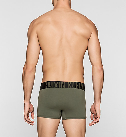 CALVINKLEIN Boxer - Intense Power - HUNTER - CALVIN KLEIN BOXERS - detail image 1