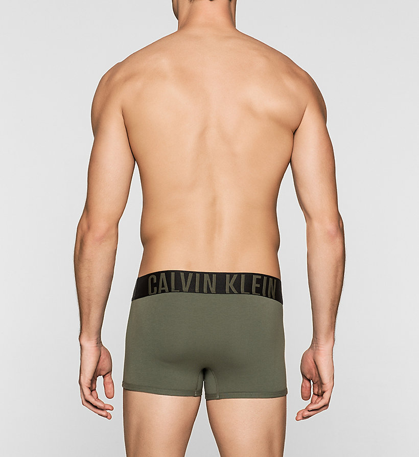 CALVINKLEIN Trunks - Intense Power - HUNTER - CALVIN KLEIN UNDERWEAR - detail image 1