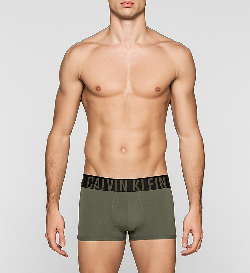 CALVINKLEIN Trunks - Intense Power - HUNTER - CALVIN KLEIN UNDERWEAR - main image