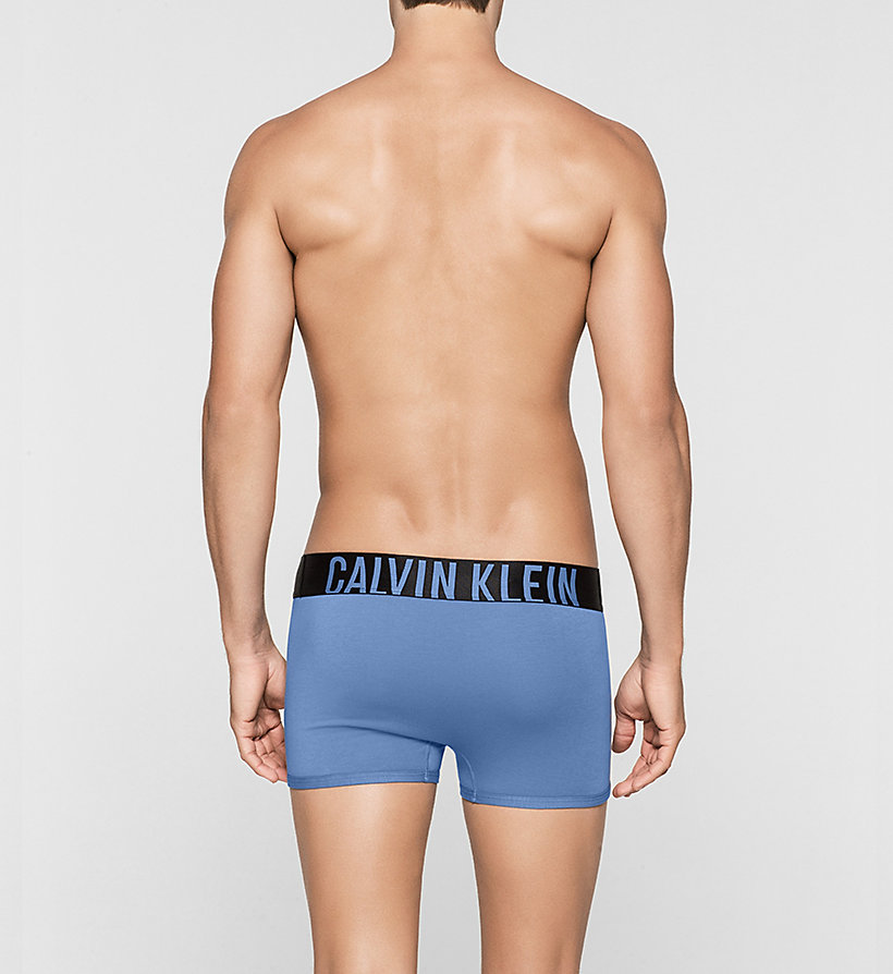 CALVINKLEIN Trunks - Intense Power - VICTORIAN BLUE - CALVIN KLEIN UNDERWEAR - detail image 1