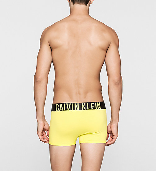 Boxer aderenti - Intense Power - LIGHTENING YELLOW - CALVIN KLEIN  - dettaglio immagine 1