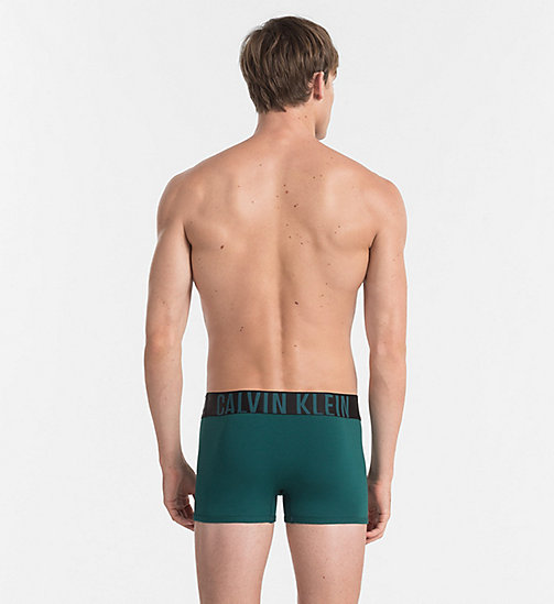 CALVINKLEIN Trunks - Intense Power - DEEP TEAL - CALVIN KLEIN NEW ARRIVALS - detail image 1