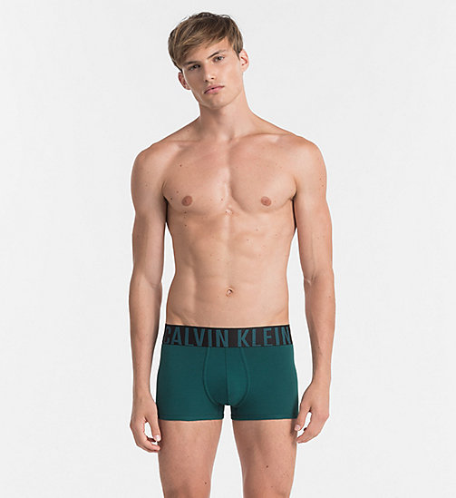 CALVINKLEIN Trunks - Intense Power - DEEP TEAL - CALVIN KLEIN NEW ARRIVALS - main image