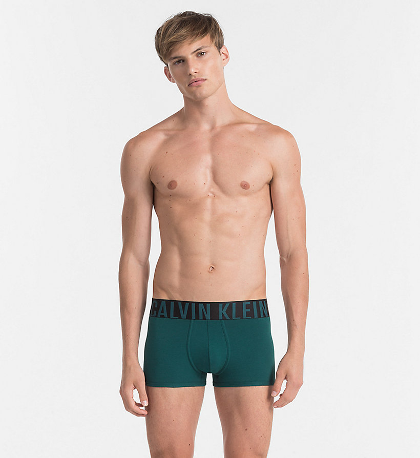 CALVINKLEIN Shorts - Intense Power - DEEP TEAL - CALVIN KLEIN HERREN - main image