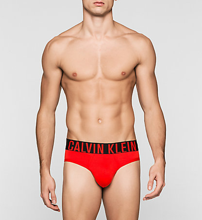 CALVIN KLEIN Hip Briefs - Intense Power 000NB1044A3RR