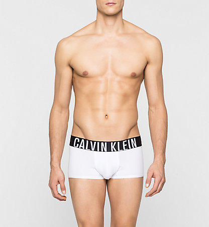 CALVIN KLEIN Low Rise Trunks - Intense Power 000NB1047A100