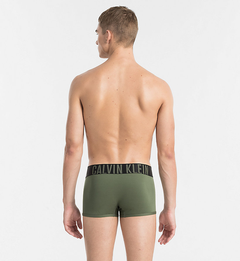 CALVINKLEIN Low Rise Trunks - Intense Power - HUNTSMAN - CALVIN KLEIN MEN - detail image 1