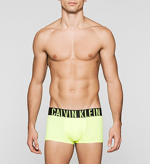 CALVINKLEIN Low Rise Trunks - Intense Power - BRIGHT FLASH - CALVIN KLEIN MEN - main image