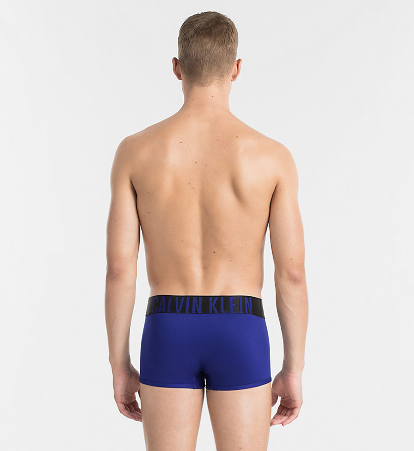 CALVINKLEIN Low Rise Trunks - Intense Power - VERVE - CALVIN KLEIN MEN - detail image 1