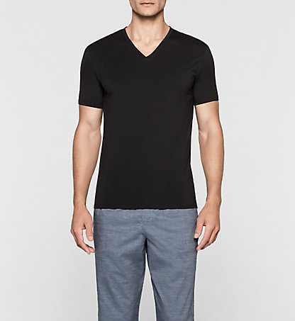 CALVIN KLEIN T-shirt - Pima Cotton 000NB1068A001
