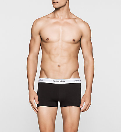 CALVIN KLEIN 2 Pack Trunks - Modern Cotton 000NB1086AIGL