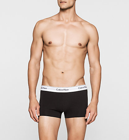 CALVIN KLEIN 2 Pack Trunks - Modern Cotton 000NB1086AKCR