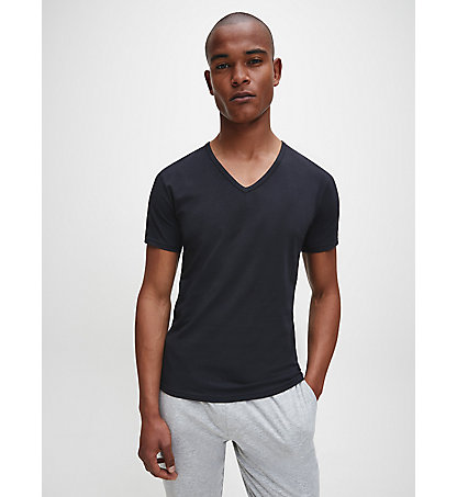 CALVIN KLEIN 2 Pack T-shirts - Modern Cotton 000NB1089A001