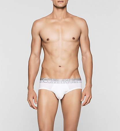 CALVIN KLEIN Hip Briefs - Magnetic 000NB1091A100