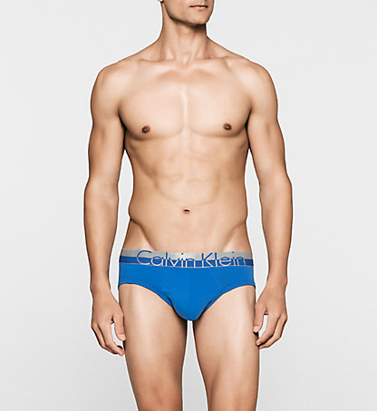 CALVIN KLEIN Hip Briefs - Magnetic 000NB1091A2YV
