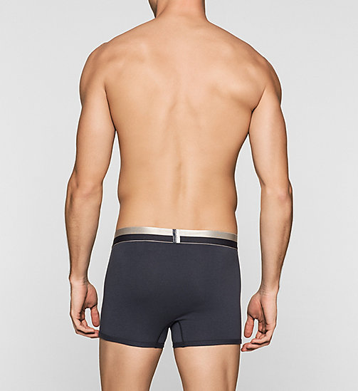 CALVINKLEIN Trunks - Magnetic - CARBON BLUE - CALVIN KLEIN MEN - detail image 1