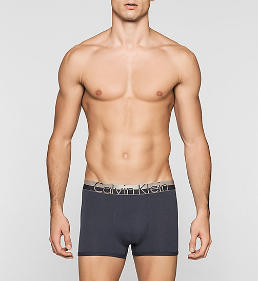 CALVINKLEIN Trunks - Magnetic - CARBON BLUE - CALVIN KLEIN MEN - main image