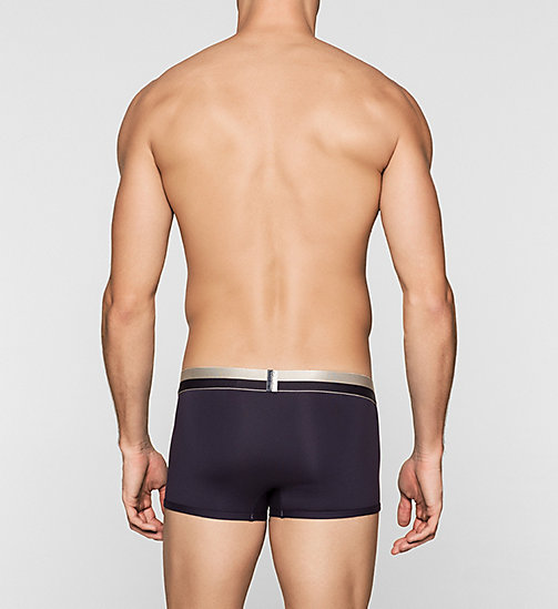 CALVINKLEIN Low Rise Trunks - Magnetic - FEDERAL - CALVIN KLEIN TRUNKS - detail image 1