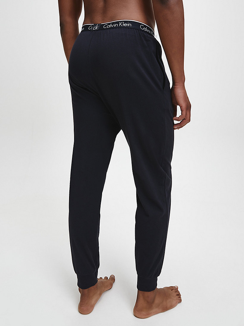 CALVINKLEIN PJ Pants - CK Sleep - BLACK - CALVIN KLEIN TROUSERS - detail image 2