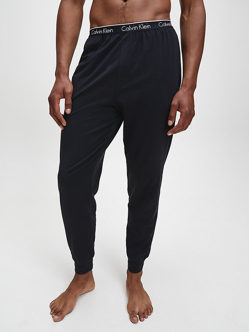 CALVINKLEIN PJ Pants - CK Sleep - BLACK - CALVIN KLEIN TROUSERS - main image