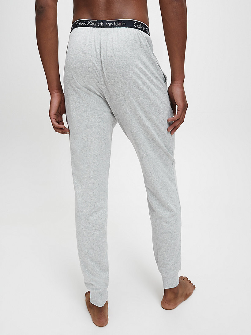 CALVINKLEIN PJ Pants - CK Sleep - GREY HEATHER - CALVIN KLEIN TROUSERS - detail image 2