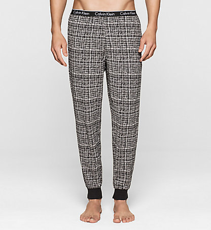 CALVIN KLEIN Pants - CK Graphic 000NB1165E1RZ