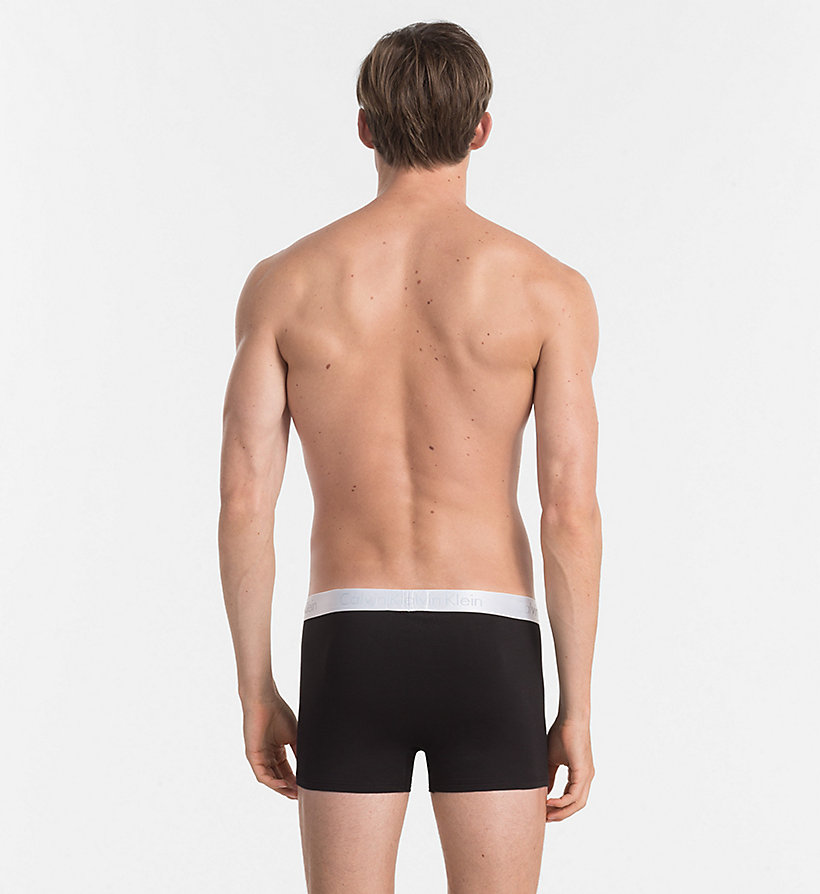 CALVINKLEIN Shorts - Liquid Stretch - BLACK - CALVIN KLEIN HERREN - main image 1