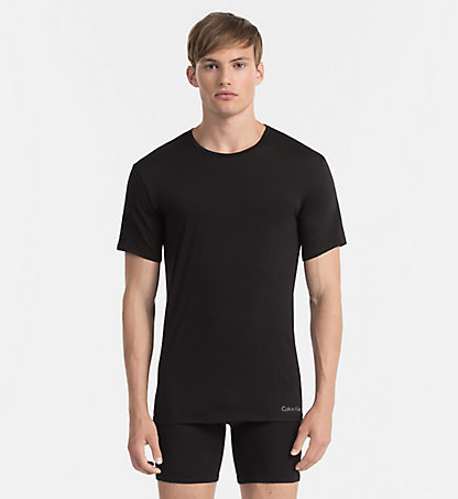 CALVIN KLEIN T-shirt - Liquid Stretch 000NB1213A001