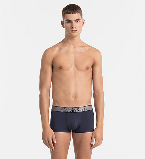 Low Rise Trunks - Customized Stretch - FLUX - CALVIN KLEIN UNDERWEAR - main image